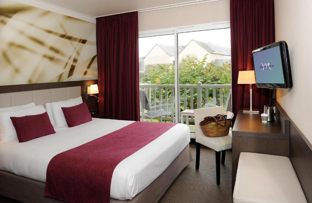 Hotel mercure omaha beach port en bessin huppain - Revente chambre hotel ...