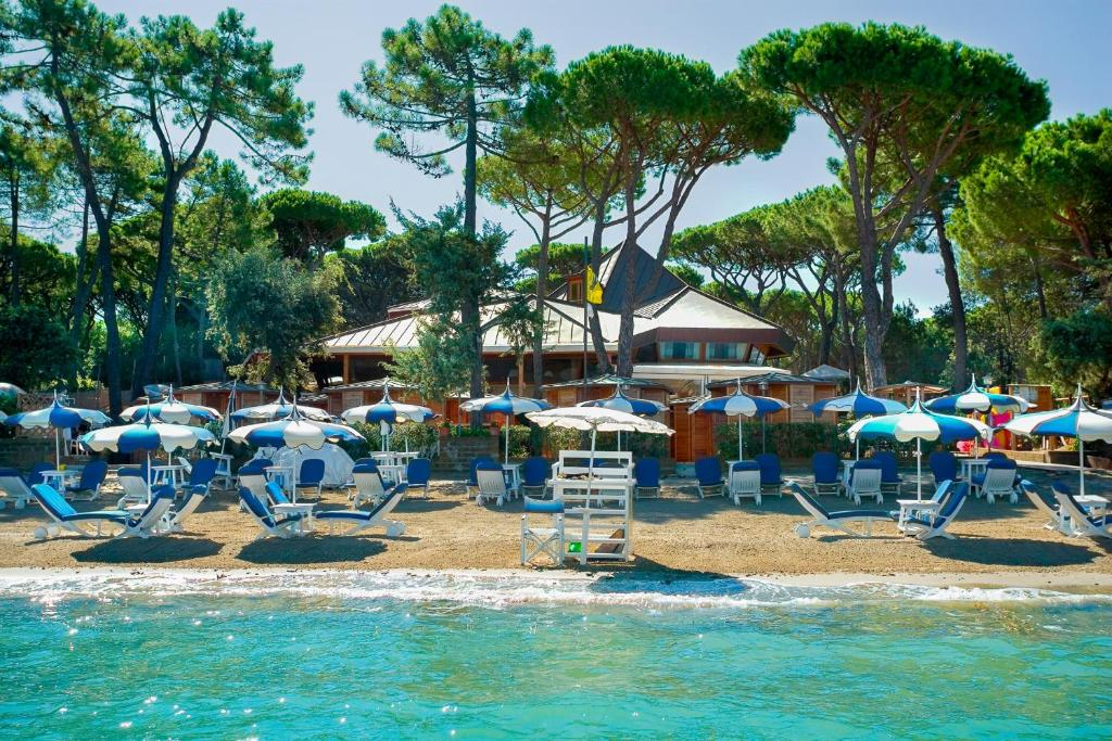 Golf Hotel In Punta Ala Italy