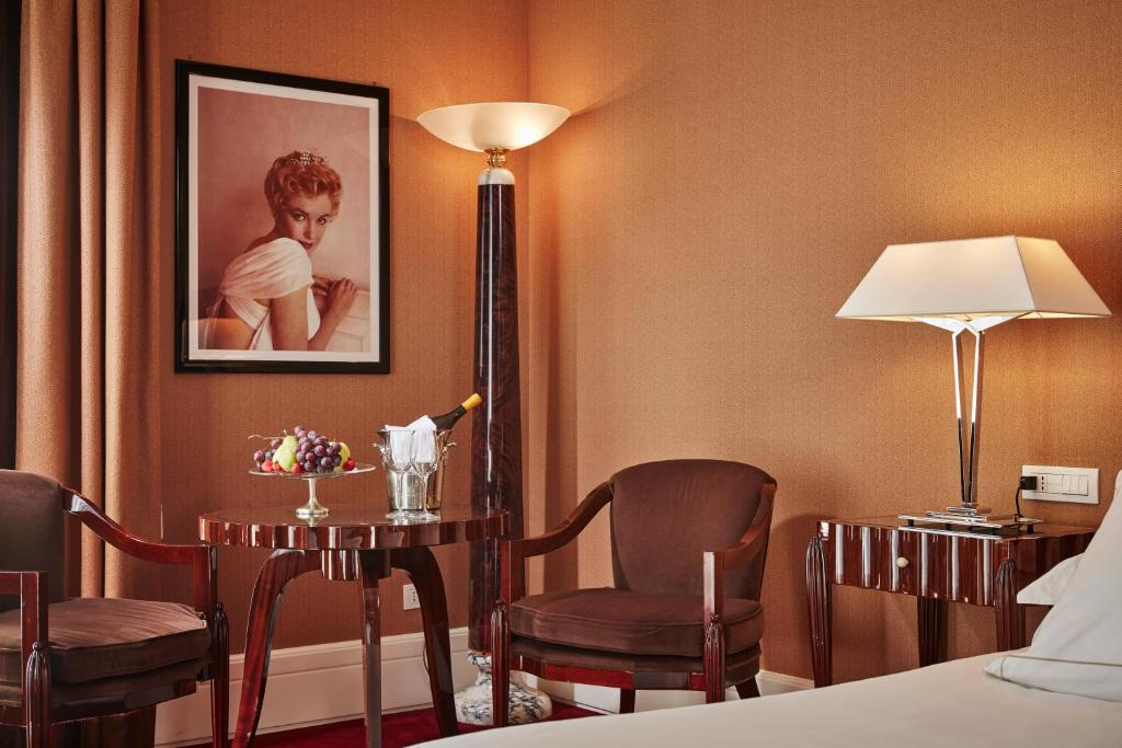 Lord Byron Hotel Rome Restaurant