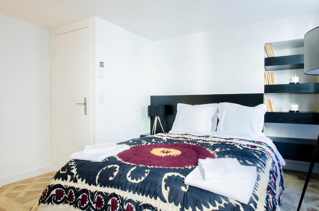 Dreamyflat - Apartment Marais I - Paris