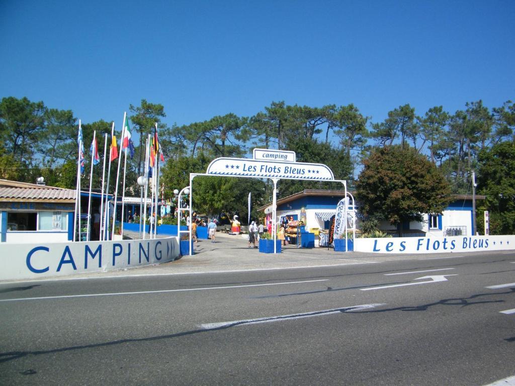 Camping de la dune camping pyla sur mer en gironde 33 - Camping dune du pyla avec piscine ...