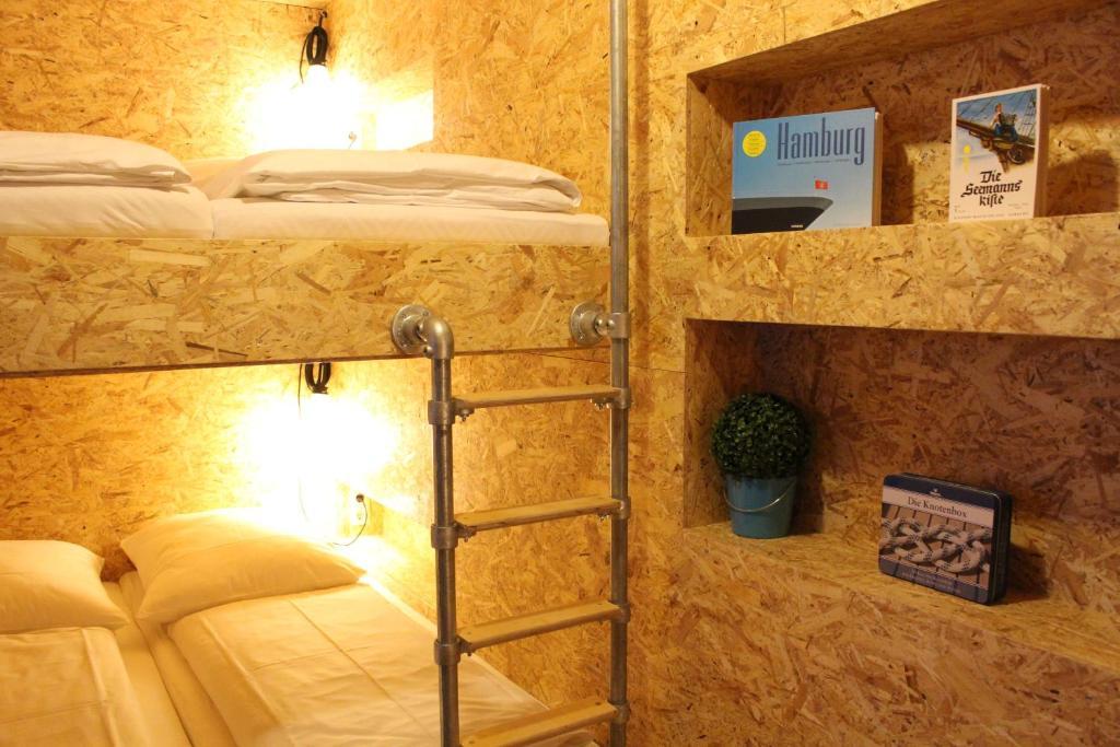 superbude hotel hostel st georg hamburg viamichelin informatie en online reserveren. Black Bedroom Furniture Sets. Home Design Ideas