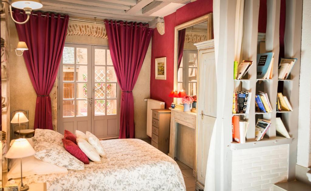 Le nid de la loire r servation gratuite sur viamichelin for Appart hotel blois