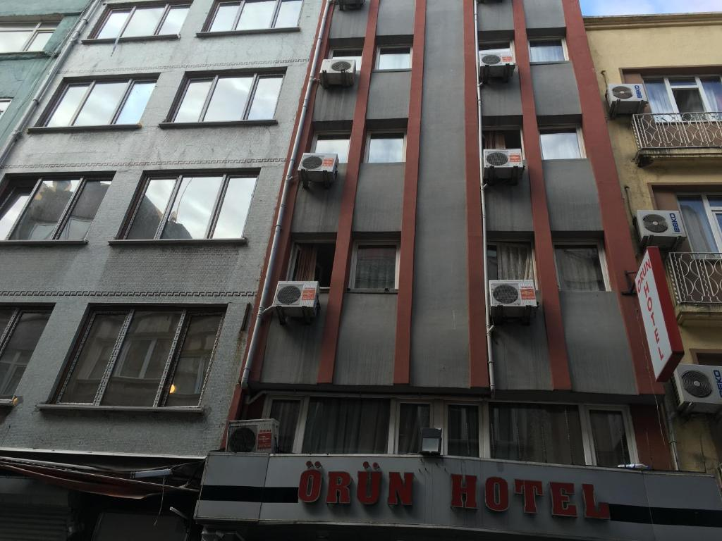 R n hotel istanbul book your hotel with viamichelin for Sinem hotel istanbul