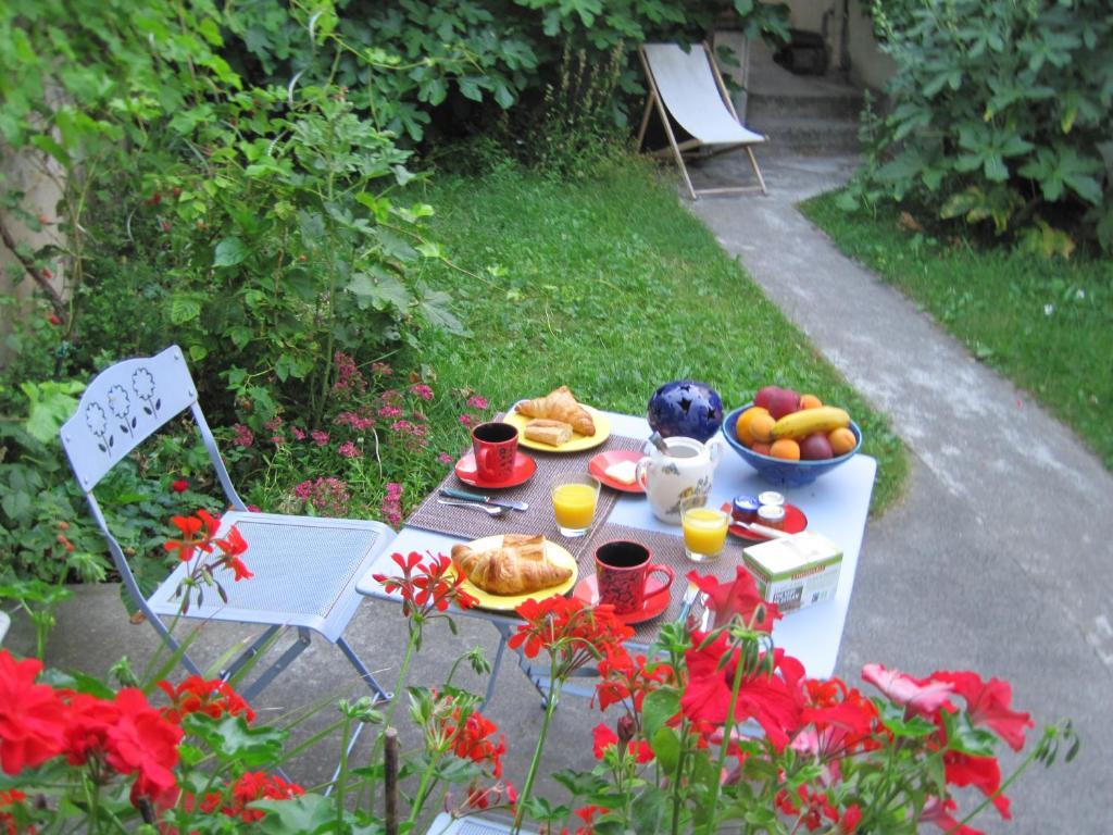 Le jardin de c cile et benoit bed and breakfast for Le jardin knokke michelin