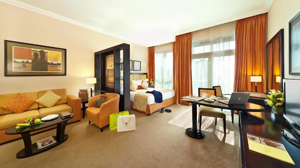 Al Manzel Hotel Apartments Appart Hotels Abu Dhabi