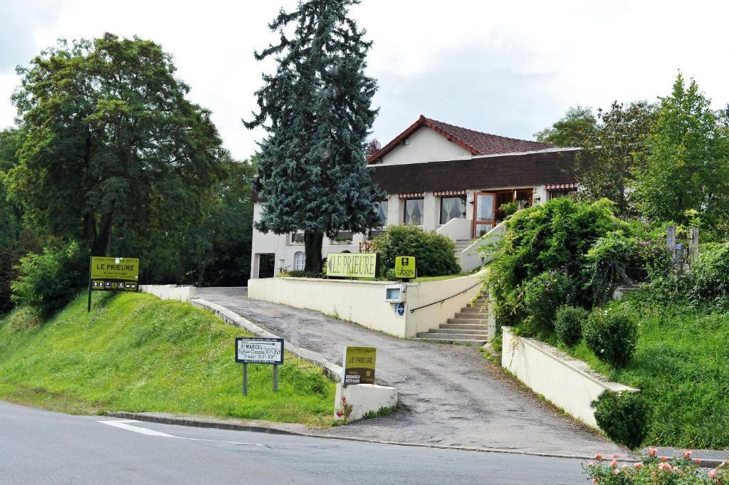 Logis hotel le prieure argenton sur creuse online for Argenton sur creuse piscine