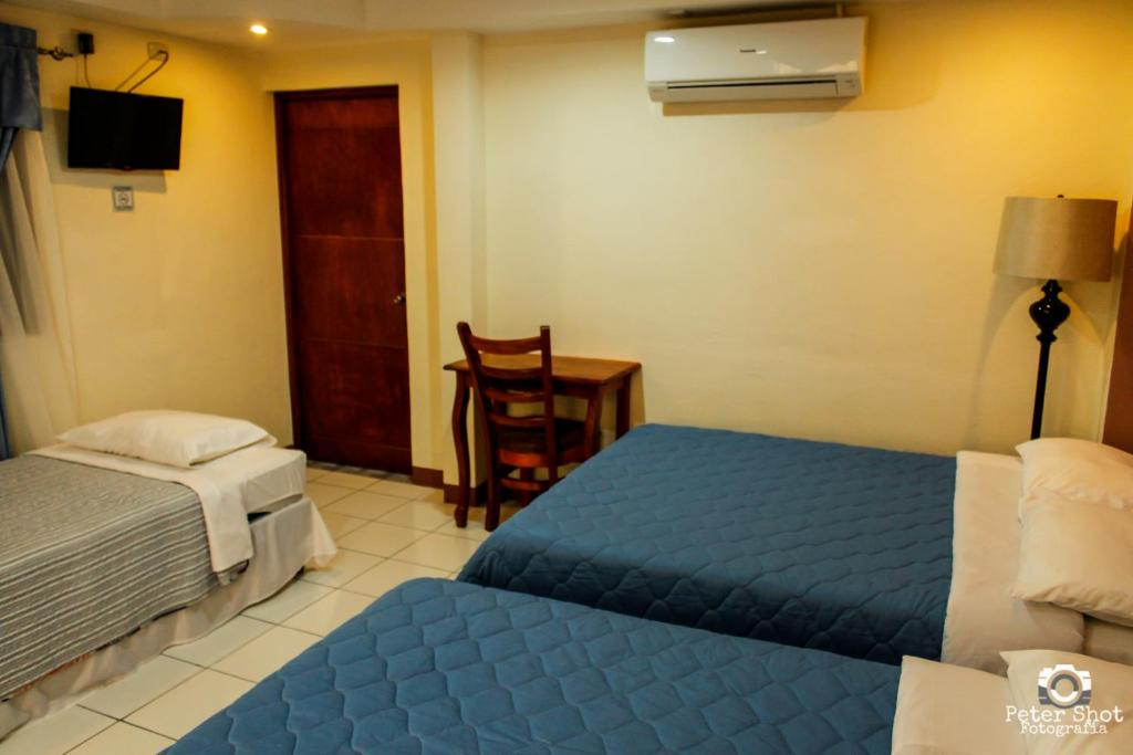 Matagalpa Hotel Rooms
