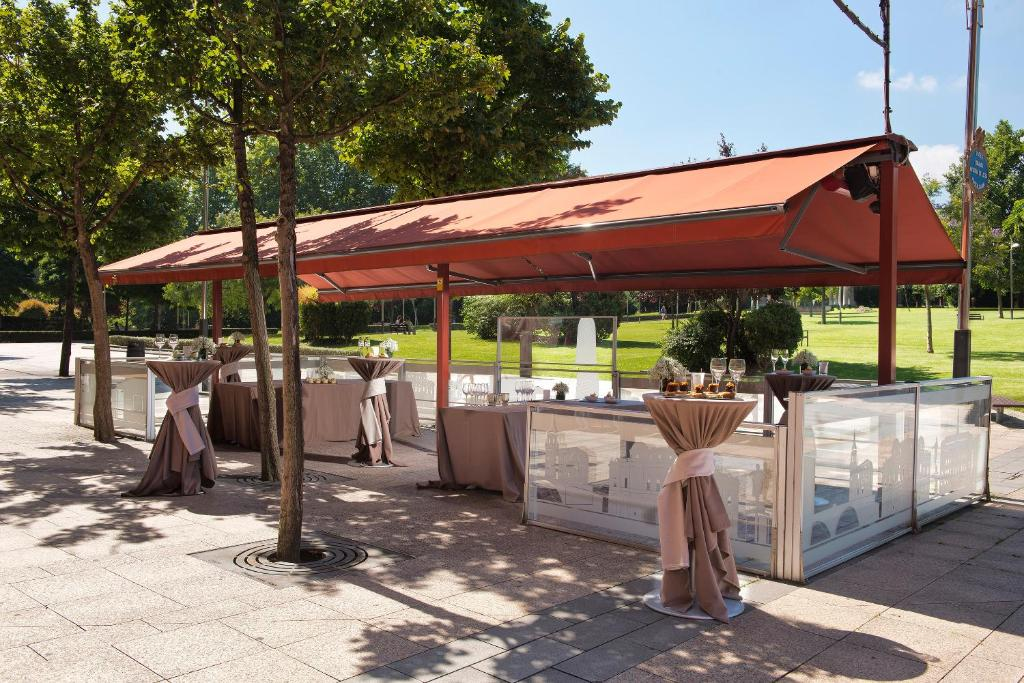 Hotel Melia Bilbao Restaurant