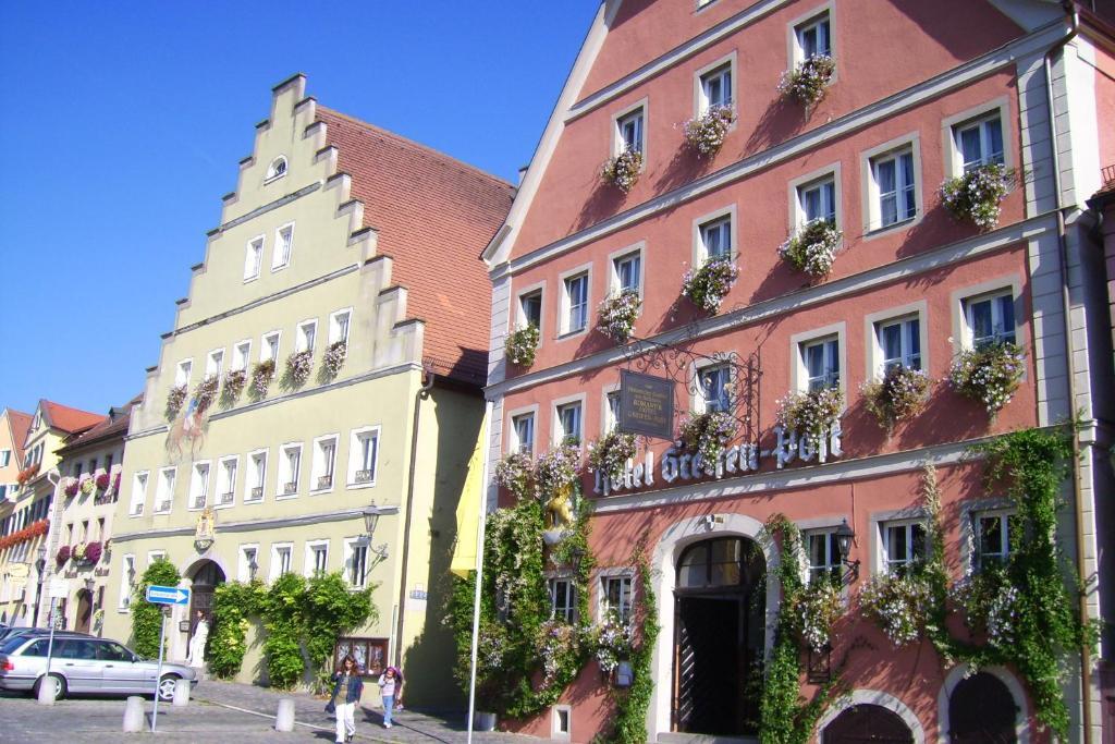 Feuchtwangen Hotel Greifen Post