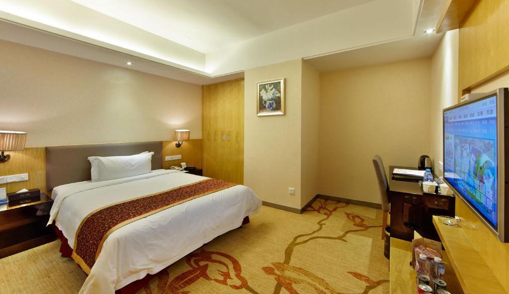 Masterland Hotel Huizhou Huizhou View Deal Guest Reviews