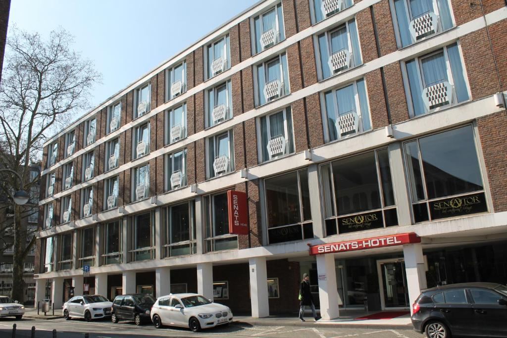 senats hotel k ln colonia reserva tu hotel con viamichelin. Black Bedroom Furniture Sets. Home Design Ideas