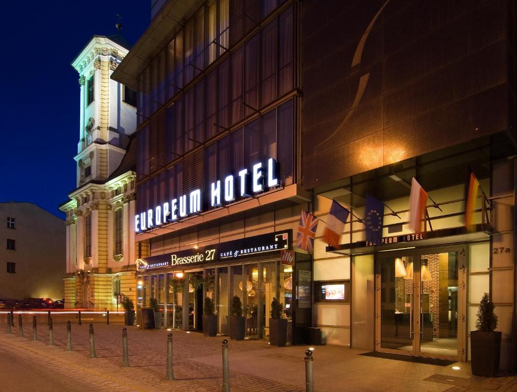 Europeum hotel breslau mit bewertungen for Hotels wroclaw