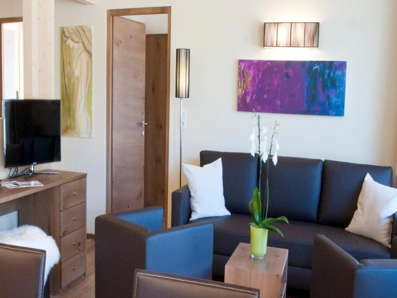 Alpresort tirol seefeld book your hotel with viamichelin for Design hotel seefeld