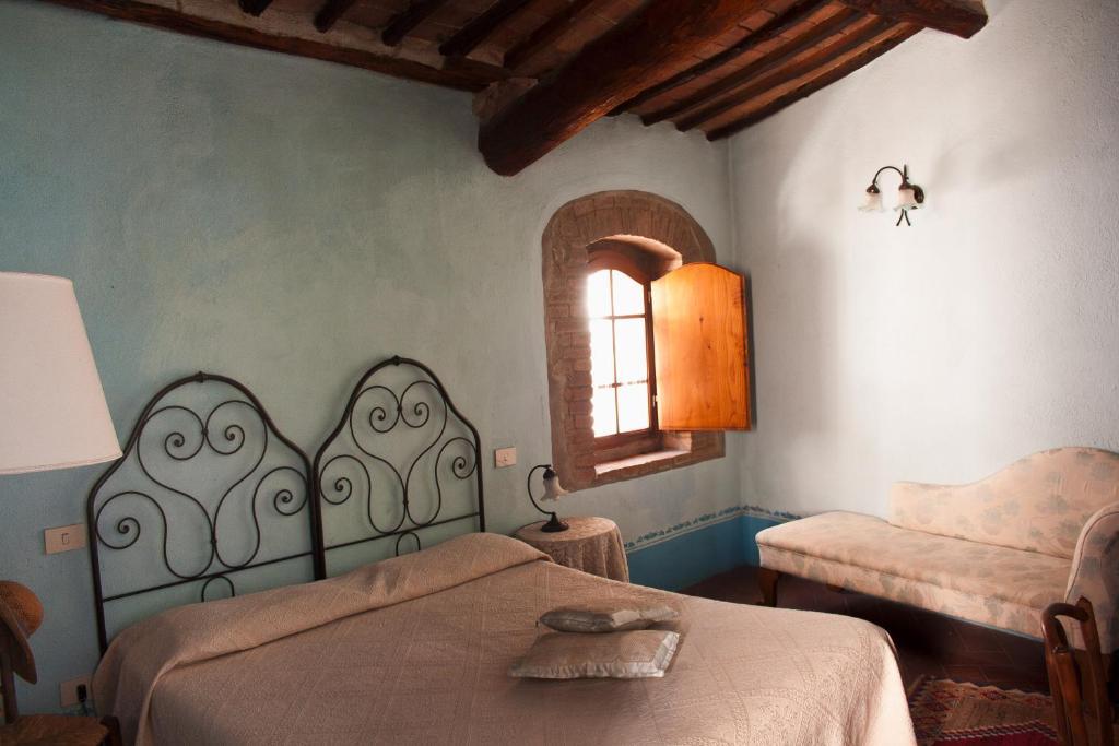 La Locanda del Loggiato, Casa rurale Bagno Vignoni