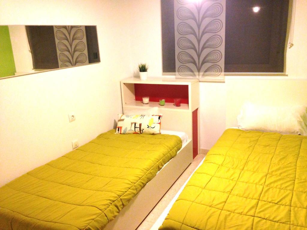 Sevilla apartment seville online booking viamichelin for Appart hotel seville