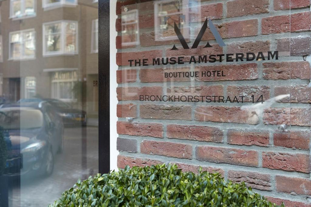 The Muse Amsterdam Boutique Hotel