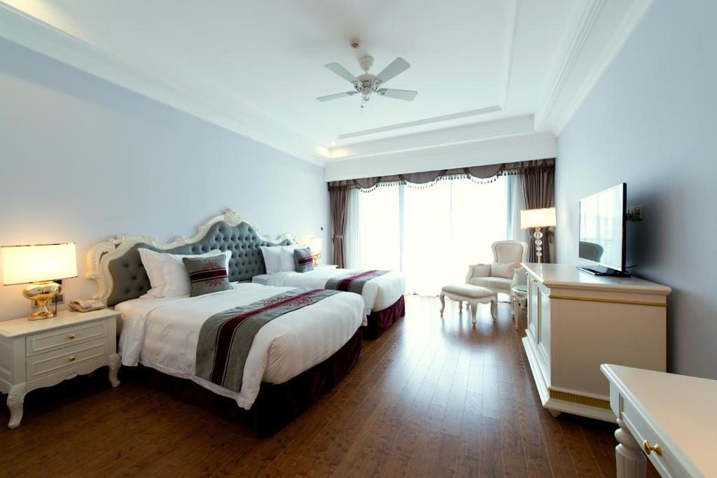 Phòng Deluxe 2 Giường Đơn - Bao 3 Bữa
