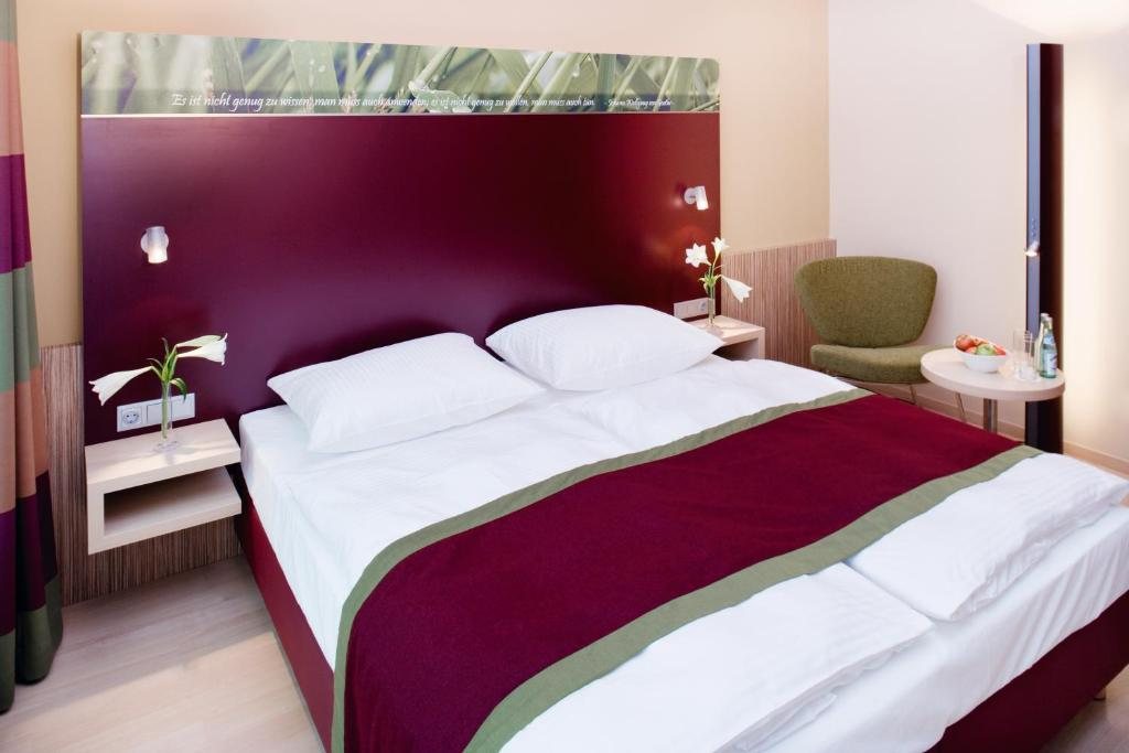 Moevenpick Hotel Frankfurt City Booking