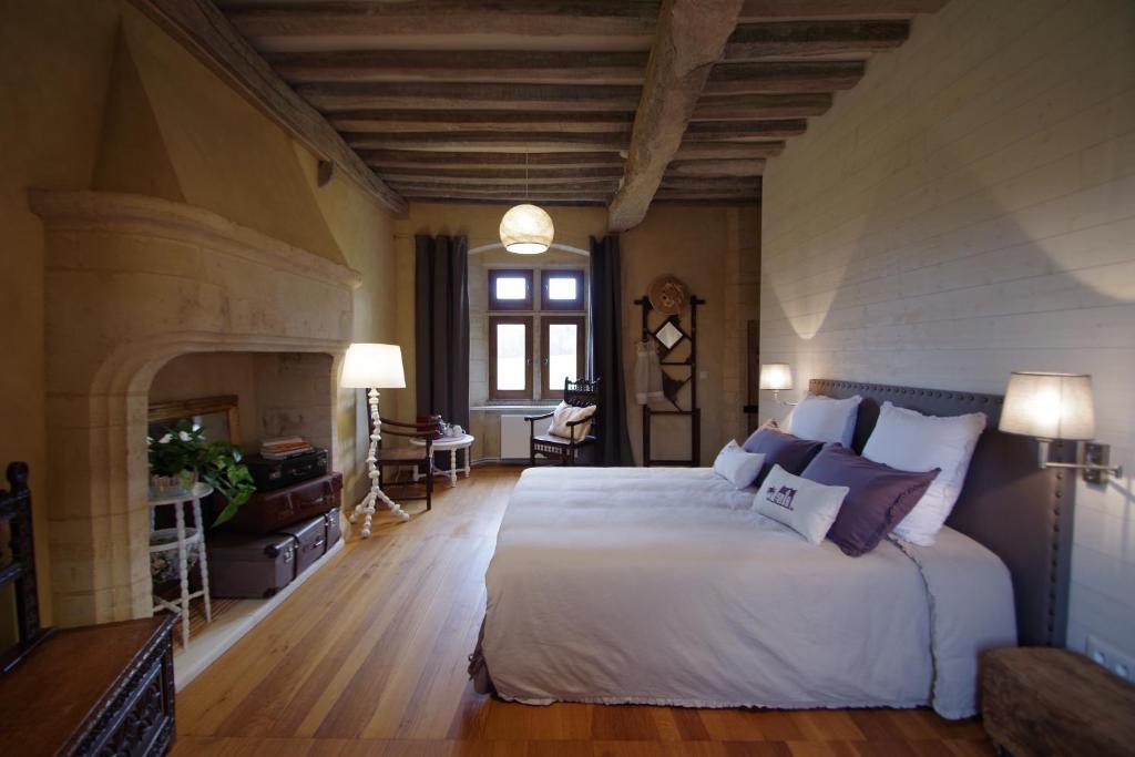 Chambres d 39 h tes le manoir du pont senot chambres d for Chambre d hote manoir