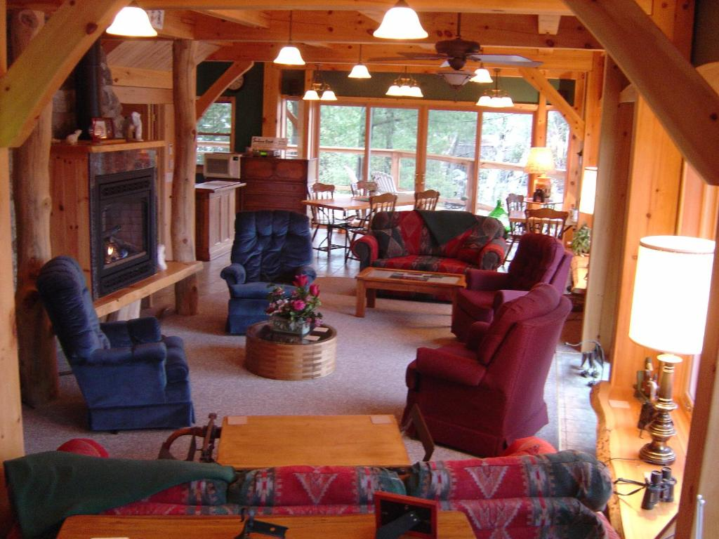 Sunny Rock Bed And Breakfast Minden On