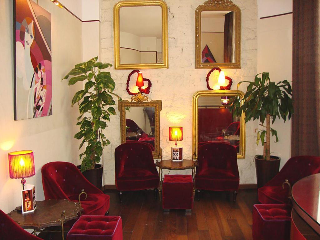 hotel pax opera parigi prenotazione on line viamichelin. Black Bedroom Furniture Sets. Home Design Ideas