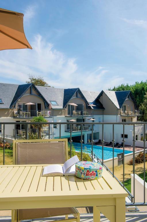 r sidence vacances bleues les jardins d 39 arvor r servation gratuite sur viamichelin. Black Bedroom Furniture Sets. Home Design Ideas