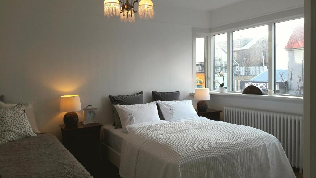 Sk lav r ust gur apartments reykjav k viamichelin for Rey apartments reykjavik