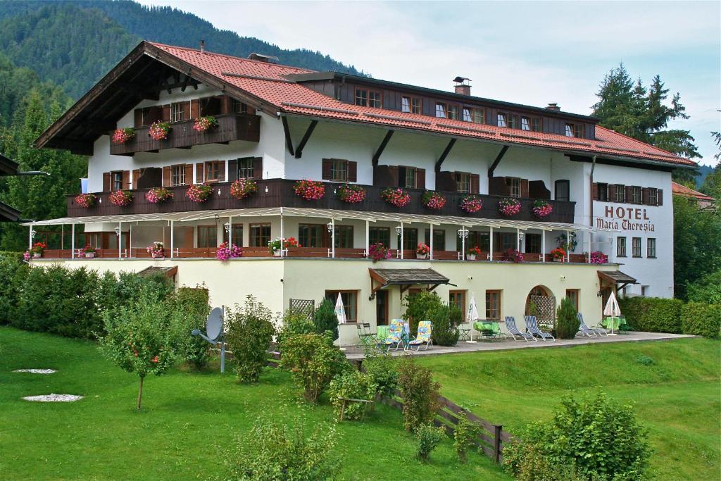 Hotel Garni Hubertus Schliersee