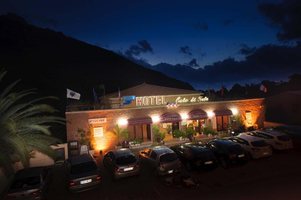 Hotel et r sidence cala di sole r servation gratuite sur for Reserver hotel et payer sur place