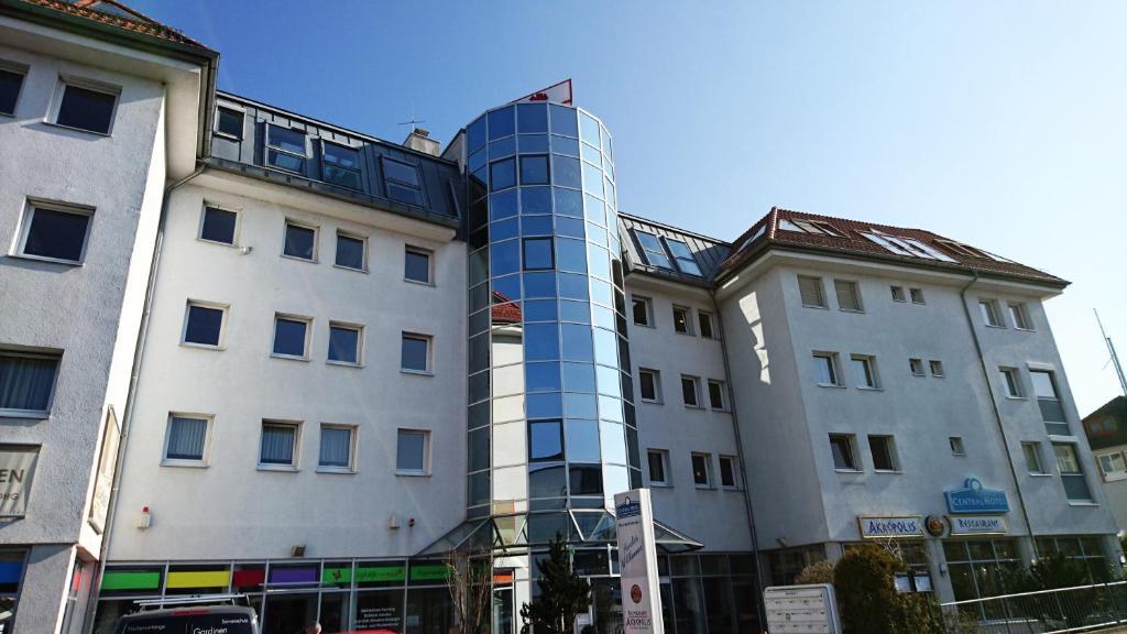 Central hotel winnenden r servation gratuite sur viamichelin for Central de reservation hotel