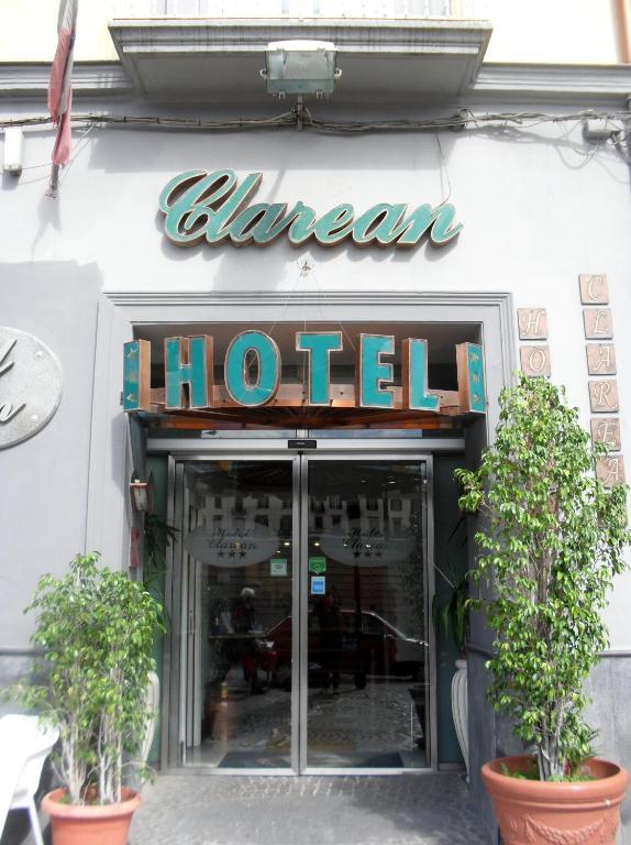 Hotel clarean r servation gratuite sur viamichelin for Architecte italien contemporain