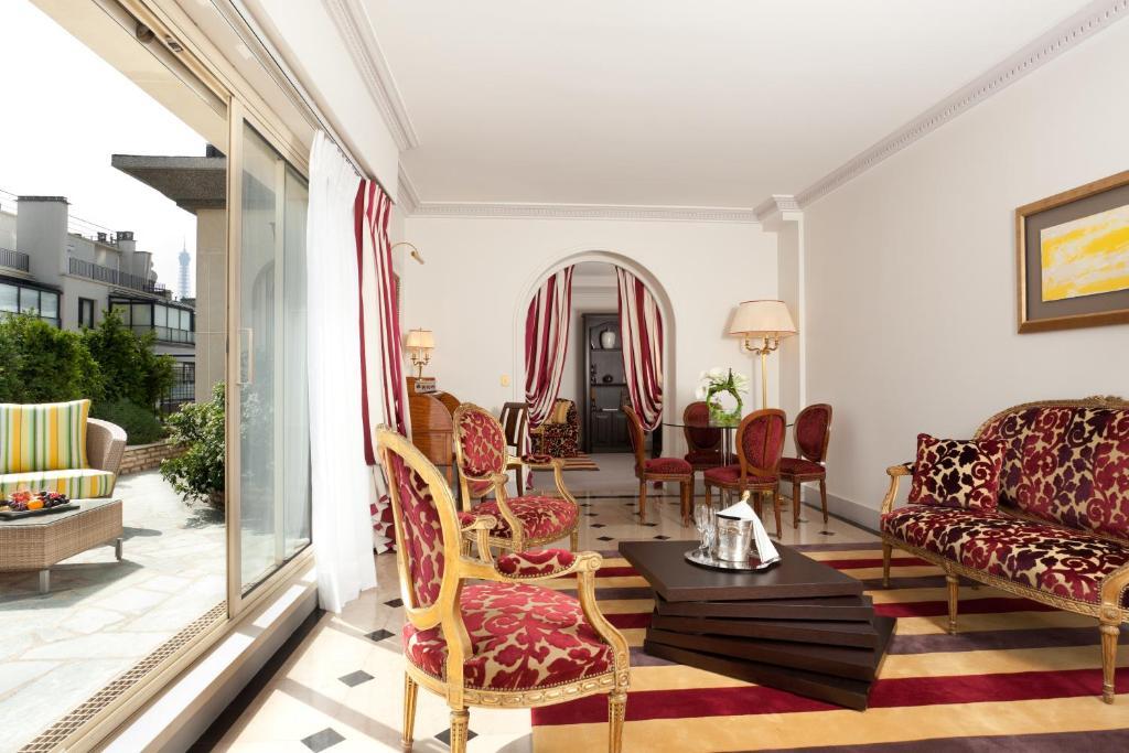 Villa Hotel Majestic Spa Paris