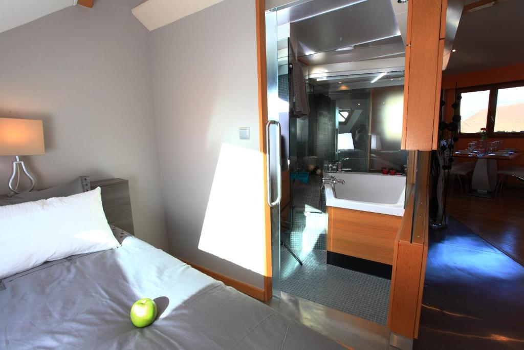 Appartement appart filaterie annecy locations de vacances - Mini seche linge appartement ...