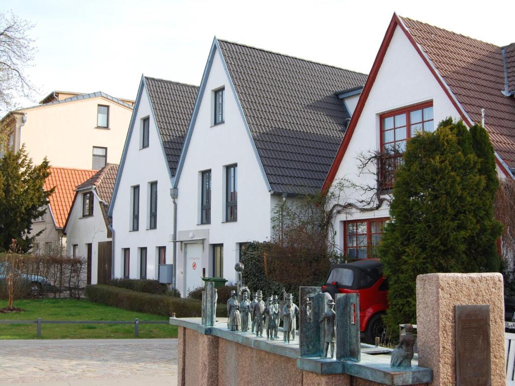 Apartment ferienwohnung altstadt warnem nde germany for Warnemunde appartements