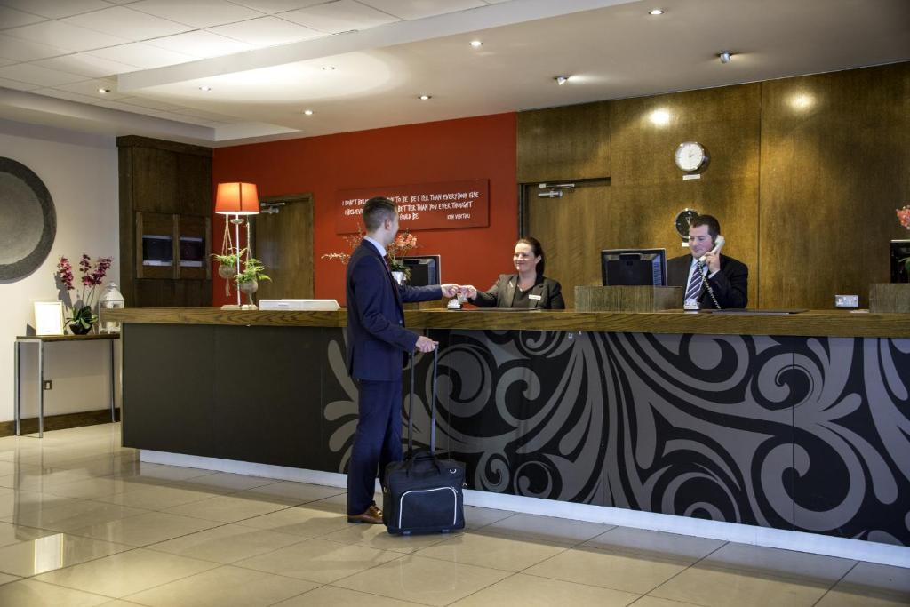 Cork International Airport Hotel Bar Menu