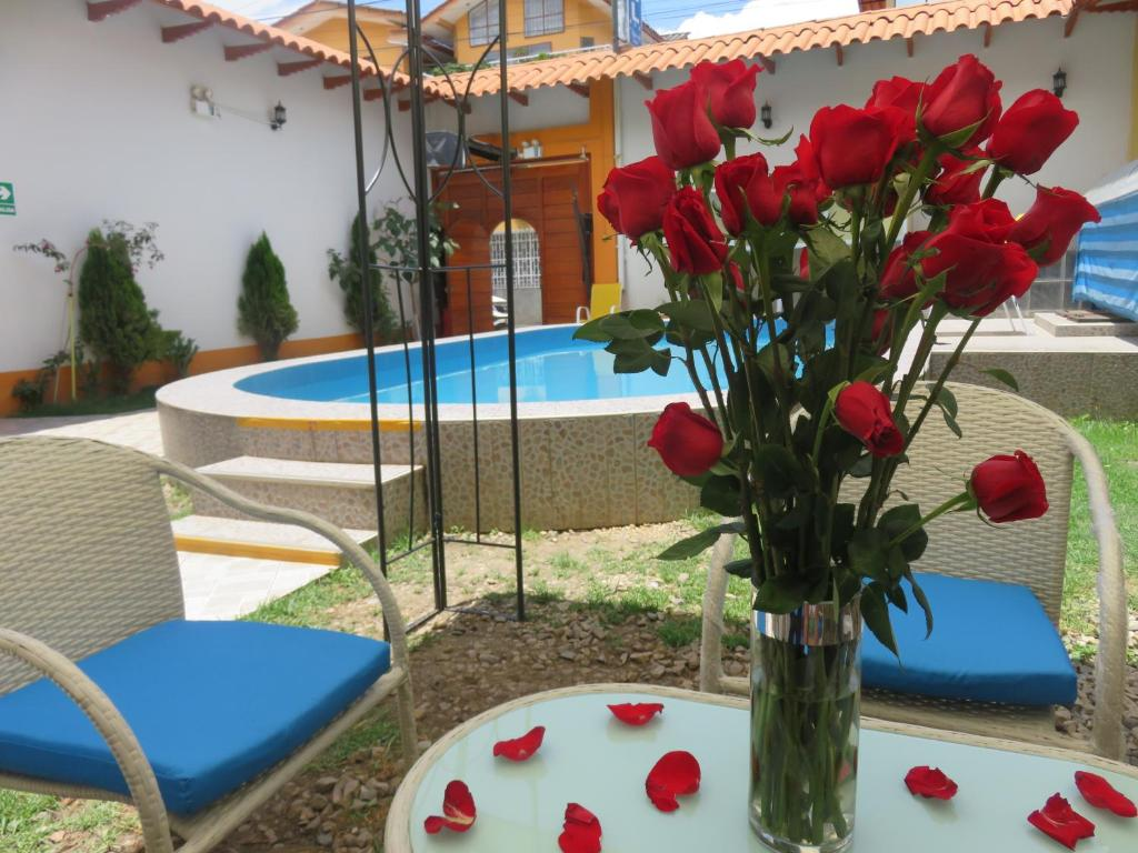 Ofertas Baños   Hotel Banos Del Inca E I R L Peru Cajamarca Booking Com