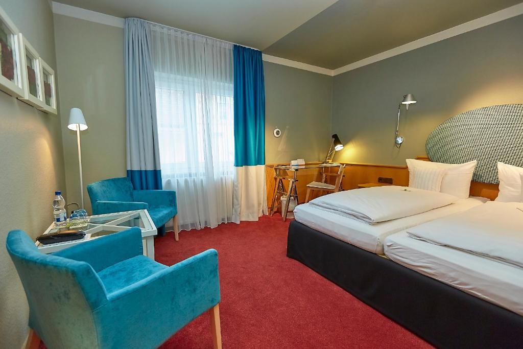 Flair Hotel Zum Storchen Bad Windsheim