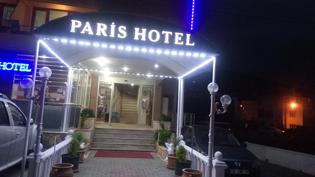Gure paris hotel r servation gratuite sur viamichelin for Hotel sans reservation paris