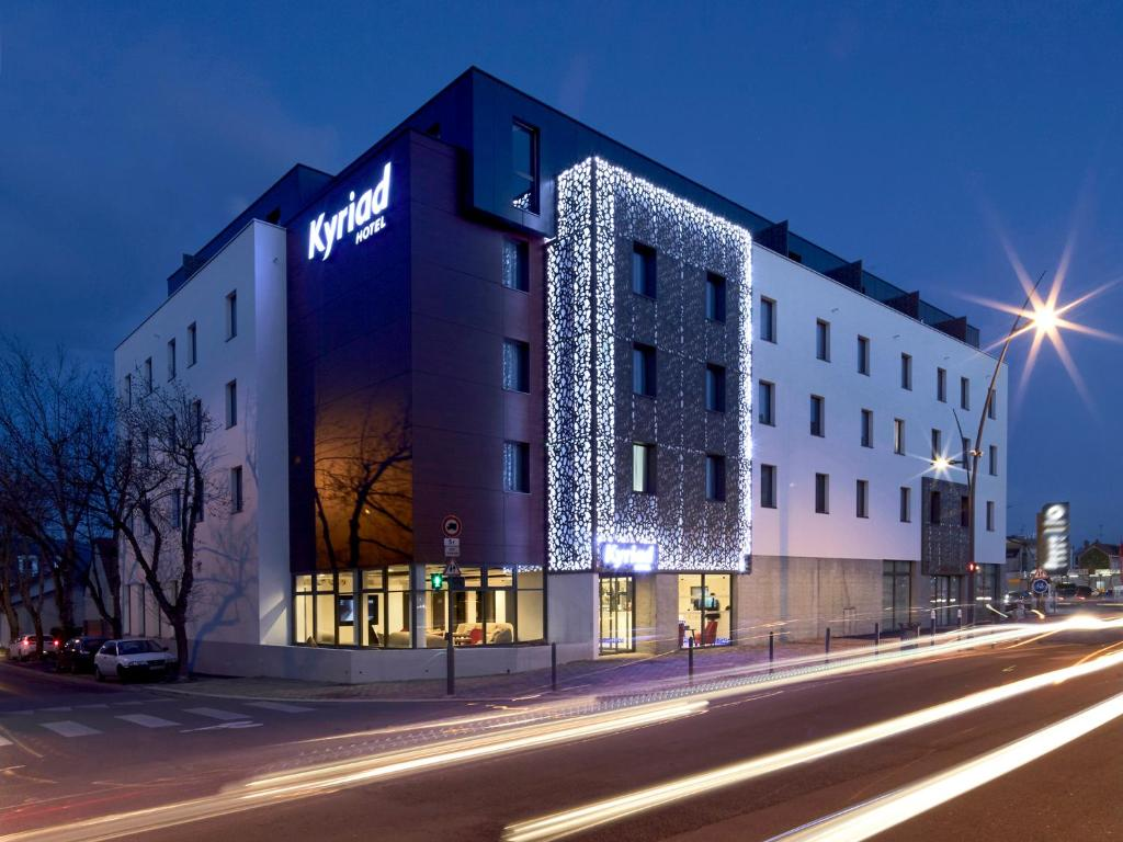 Hotel Centre Ville Troyes