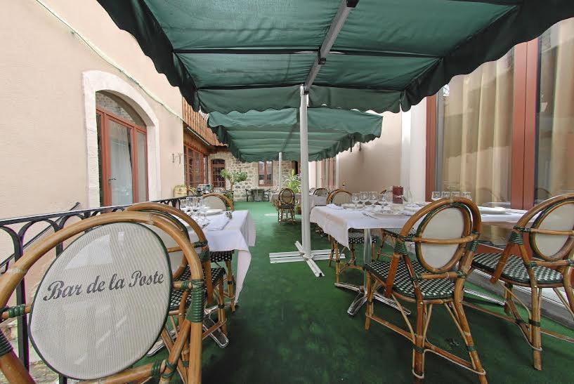 Langogne Hotel Restaurant De La Poste
