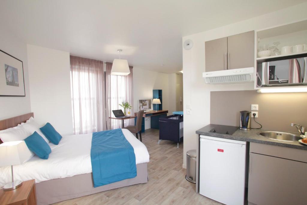 Appart 39 hotel odalys blamont amiens reserva tu hotel con for Appart hotel odalys