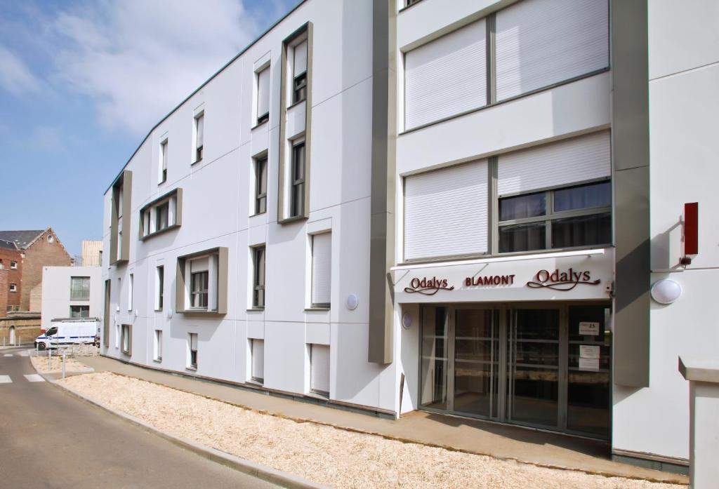 Appart 39 hotel odalys blamont locations de vacances amiens for Appart hotel odalys