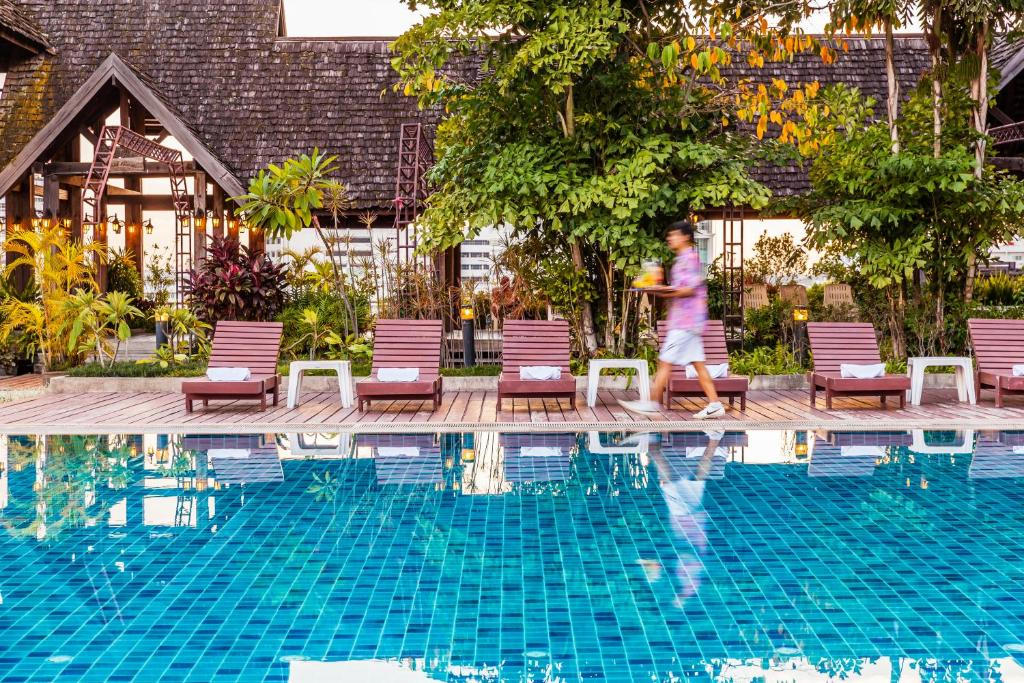 Hotel Centre Ville Chiang Mai