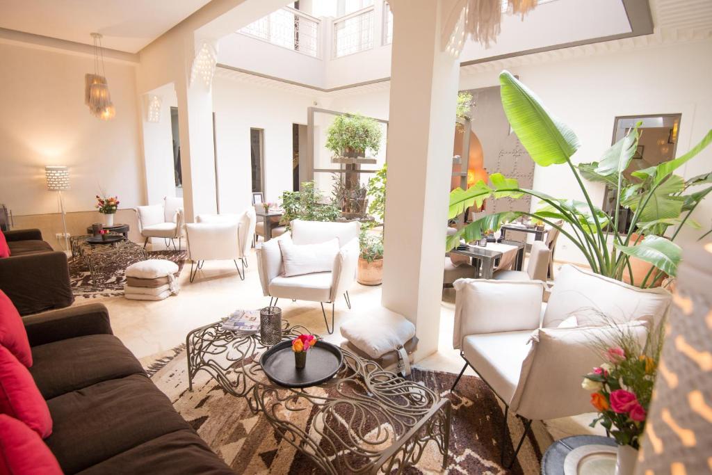 Riad Spa Dar 73 Chambres D 39 H Tes Marrakech