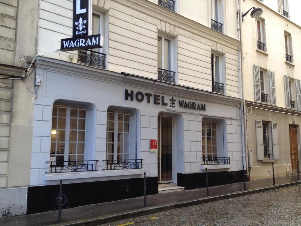 Hotel Royal Wagram Paris