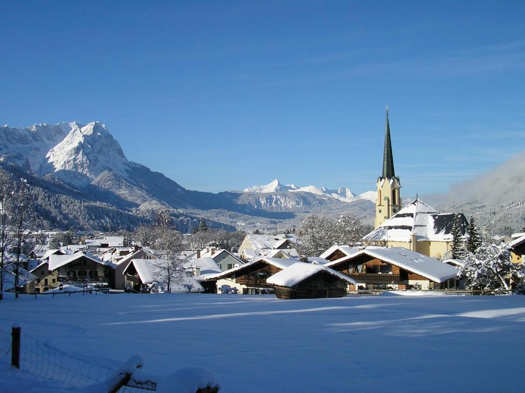 Alpin ferienwohnungen garmisch allemagne garmisch - Garmisch partenkirchen office du tourisme ...
