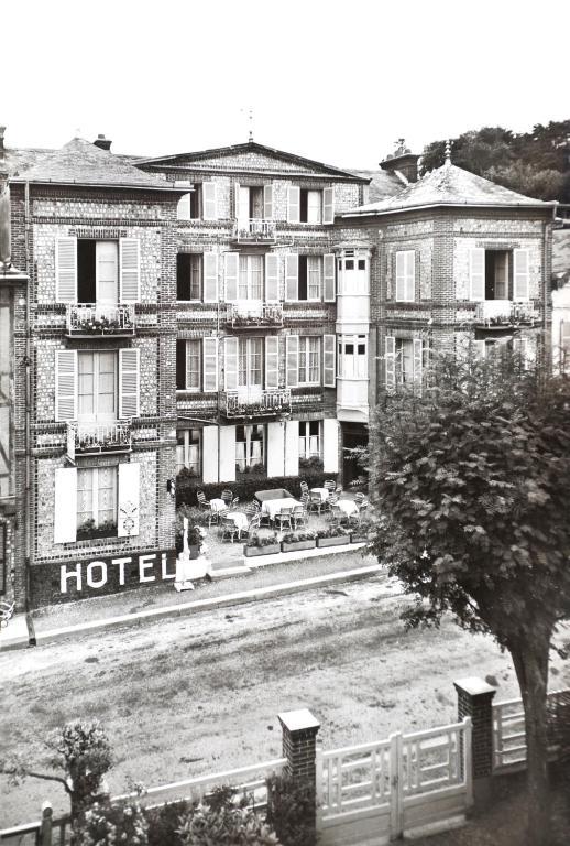 Hotel d 39 angleterre etretat for Appart hotel etretat