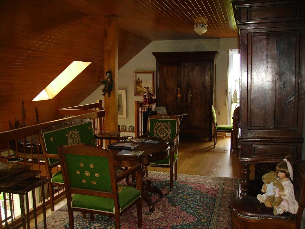Chambres d 39 h tes a l 39 ombre du mont st michel chambres d - Chambre d hotes mont st michel ...