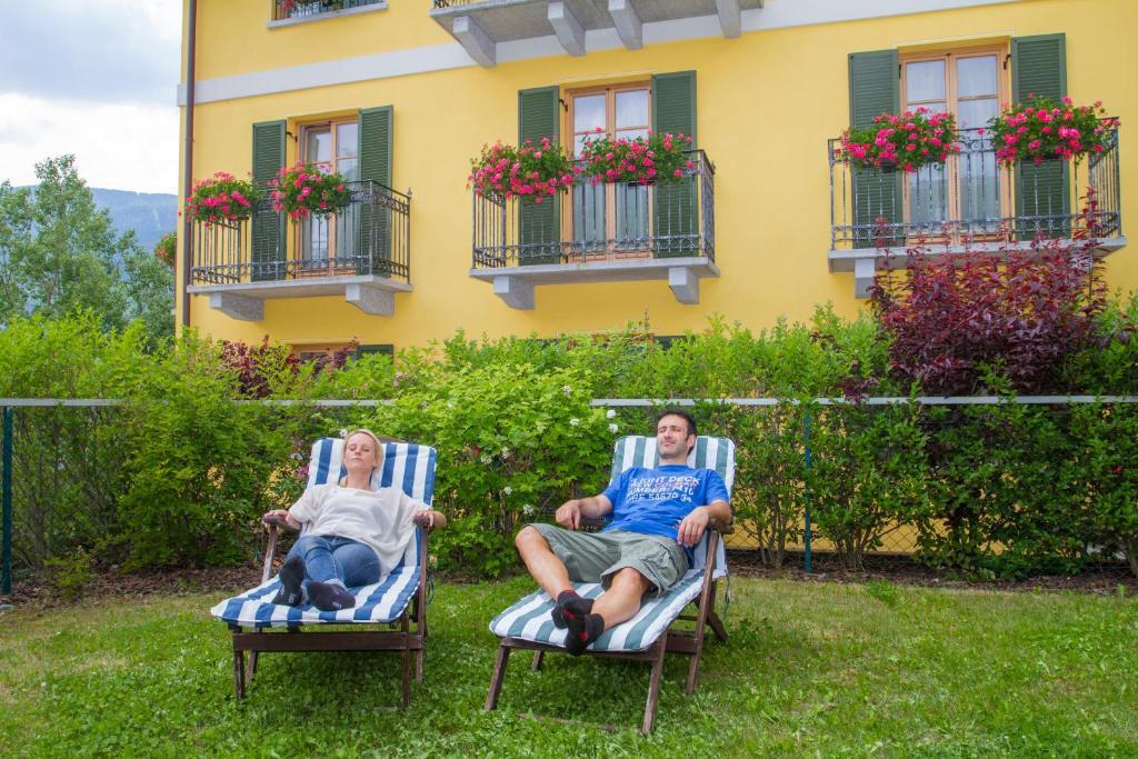 Hotel meubl sertorelli reit bormio reserva tu hotel for B b meuble dante bormio